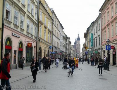 Королевским маршрутом - ул. Флорианская