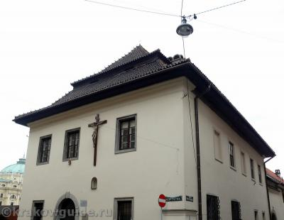 Дом под Крестом