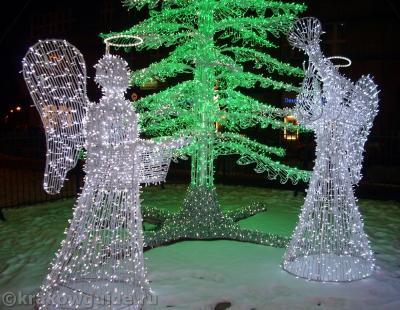 Краков Рождество