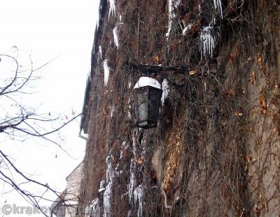 Cтена старого дома