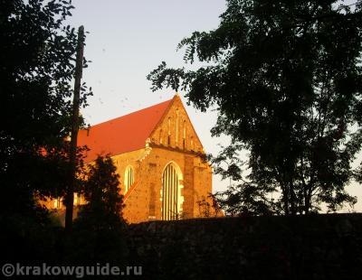 Костел Св. Екатерины