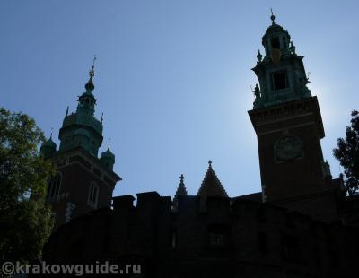 Башни Кафедрального собора