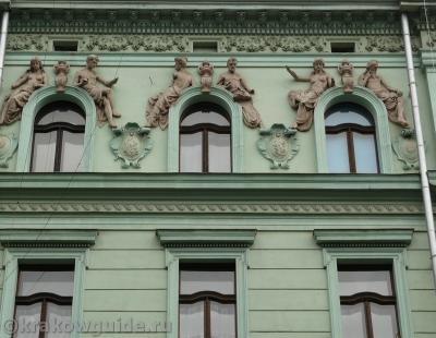 Каменный дом на ул. Старовисльна
