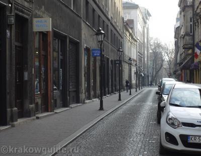 Краковский переулок