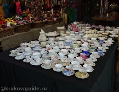 На Краковской ярмарке