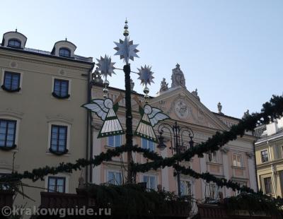 Рождество Краков
