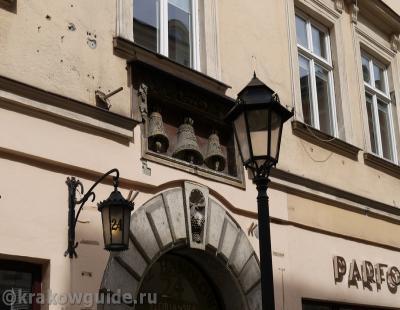 Дом под колоколами ул. Флорианска