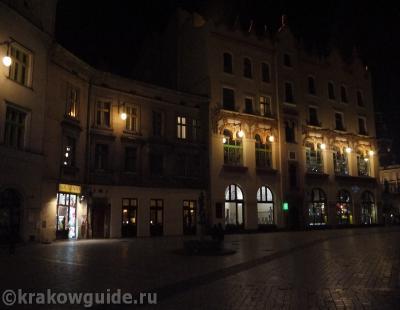 Краков - Мариацкая Площадь