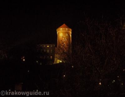 Сандомерская башня Вавеля
