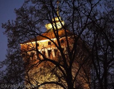 Флорианская башня Краков