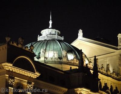 Театр Юлиуша Словацкого Краков