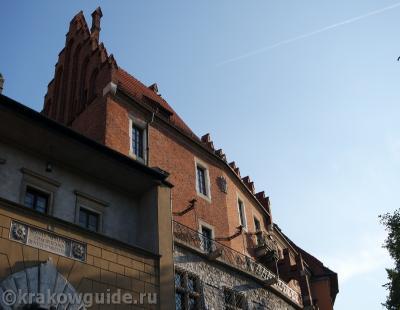 Кафедральный музей Краков
