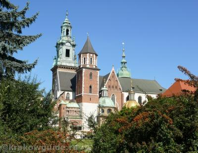 Кафедральный собор на Вавельском холме