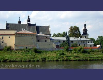 Женский монастырь Норбертанок