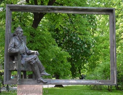 Памятник Яну Матейко