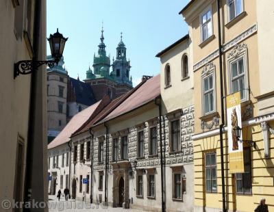 Улица Канонича - самая старая улица Кракова