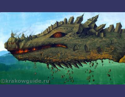 Краковский дракон