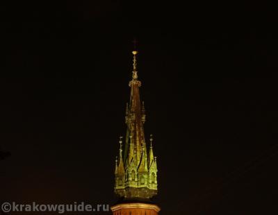 Купол Костела Св. Иосифа в Подгуже