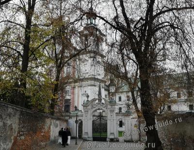 Костел монахов Паулинов