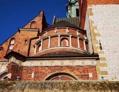Кафедральный собор, Капелла Потоцких