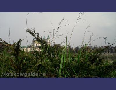 Башни Монастыря Паулинов